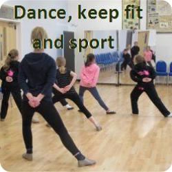 Dance, keep fit and sport